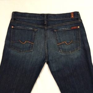 7 for all mankind Women's Jeans Size 32